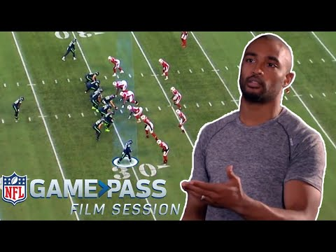 How Allen Iverson's Crossover Inspires Doug Baldwin's Route Running | Film Sessions | NFL