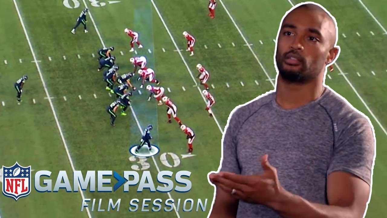 How Allen Iverson's Crossover Inspires Doug Baldwin's Route Running   Film Sessions   NFL