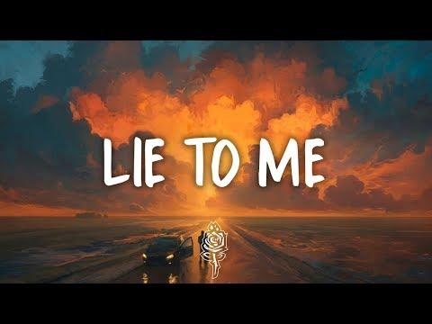 Steve Aoki - Lie To Me (Lyrics) feat. Ina Wroldsen