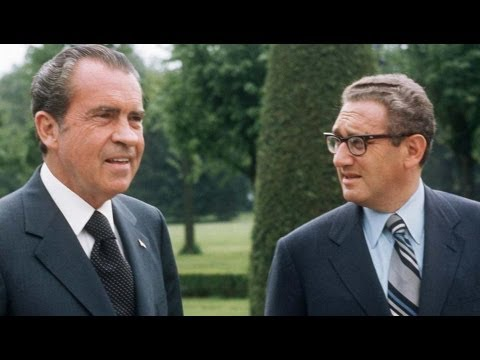 """Make the Economy Scream"": Secret Documents Show Nixon, Kissinger Role Backing 1973 Chile Coup"