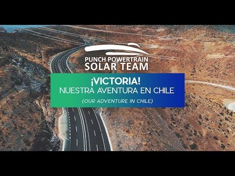 Solar Story Episode 22 - ¡Victoria! Nuestra aventura en Chile