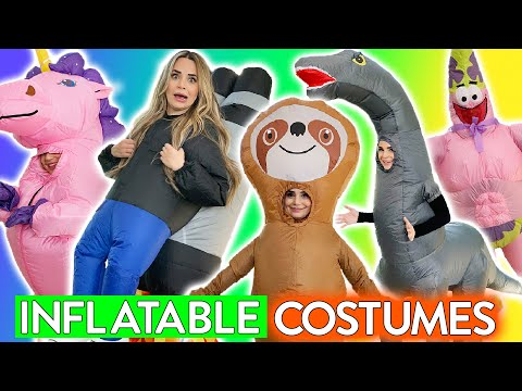 trying-inflatable-kids-costumes!!!