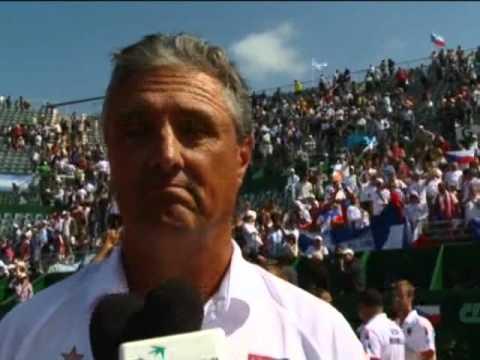 Davis Cup Interview: Jaroslav Navratil