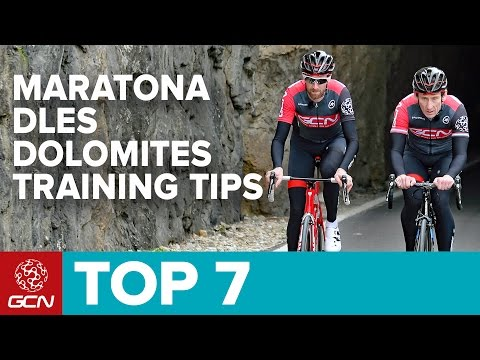 7 Essential Training Tips For The Maratona Dles Dolomites Cycling Sportive