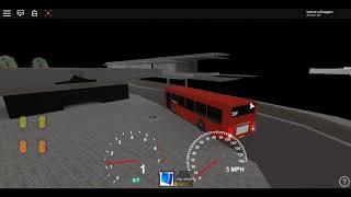 Roblox London Hackney & Limehouse bus Simulator ELC Esteem Dart CTP Route 309 *finished the route*