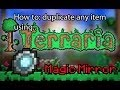 Terraria XBOX ONE EASY Duplication Glitch: Magic Mirror Glitch! (Online) PATCHED in 1.2.4+