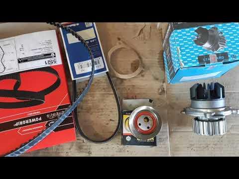 Замена ГРМ и помпы ВАЗ 2114 8 клапанов своими руками