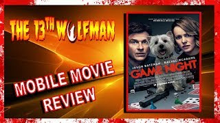 Mobile Movie Review Game Night