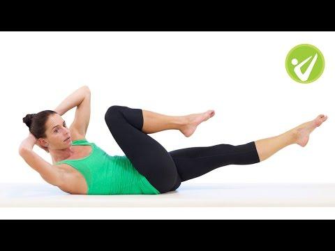 Criss Cross Pilates Exercise Kristi Cooper