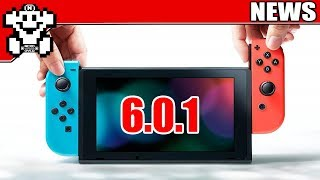 Switch Update 6.0.1 erschienen! / PS5 wird stationäre Hardware Lösung! - #NerdNews #333