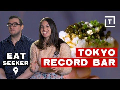 Pairing Japanese Cuisine with Vinyl Music || Eat Seeker