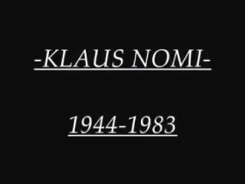 Klaus Nomi Total Eclipse