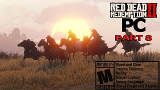 Red Dead Redemption 2 Pc Version Episode 8