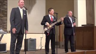 The Kingsmen at Mt. Calvary Baptist Church