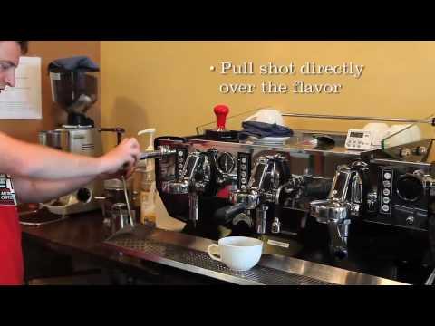 Caffe Mocha Method of Production