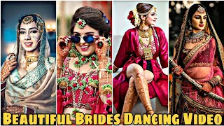 New Bridal Dancing video with her Husband | Tiktok New Couples Dancing Video| Brides Dancing