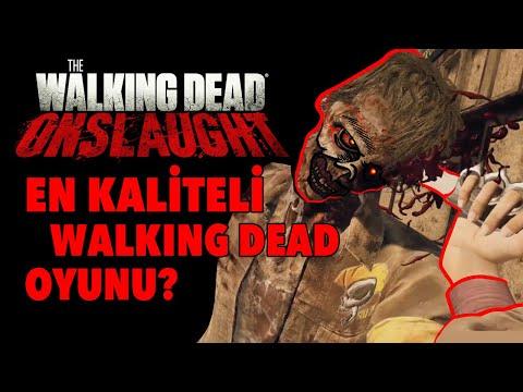 En Kaliteli Walking Dead Oyunu! - The Walking Dead Onslaught |