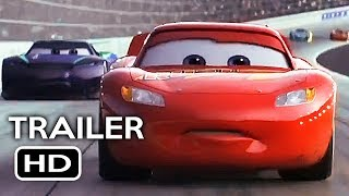 Cars 3 Official The Limit Trailer (2017) Disney Pixar Animated Movie HD