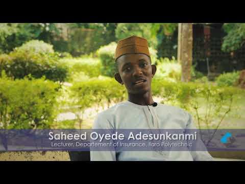 Saheed Oyede, an Insurance Expert speaks on Social Media In Insurance Marketing Today