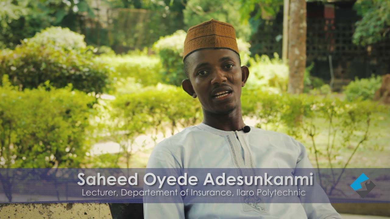 Saheed Oyede, an Insurance Expert speaks on Social Media In Insurance Marketing Today