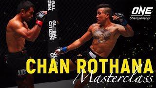 Chan Rothana vs. Abro Fernandes | ONE Masterclass