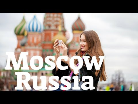 places to visit in moscow | Moscow tourist attractions | Red square | Gorky park moscow