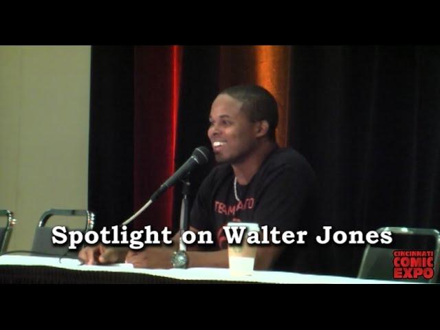 Spotlight on Walter Jones