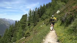 80km   Passage Montenvers   Chamonix Marathon du Mont Blanc 2015