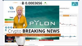 Cryptocurrency Pylon Network $PYLNT Appreciated 38% During the Last Day