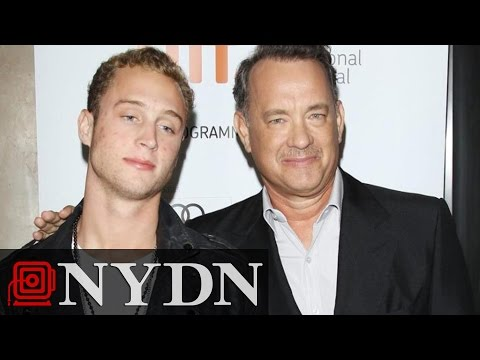 Tom Hanks son takes to Instagram to talk drug abuse