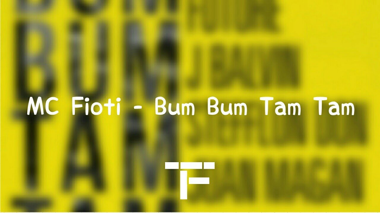 [TRADUCTION FRANÇAISE] MC Fioti - Bum Bum Tam Tam