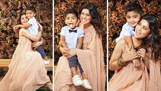 JFW Photoshoot Cute Moments with Vihaan | JFW Exclusive
