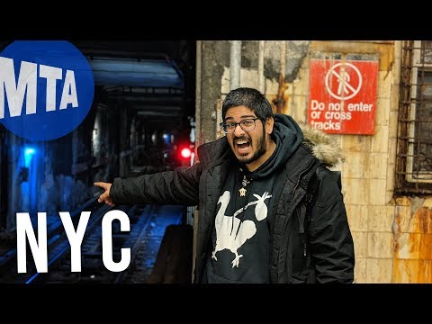 The WORST Subway Stations In New York City!