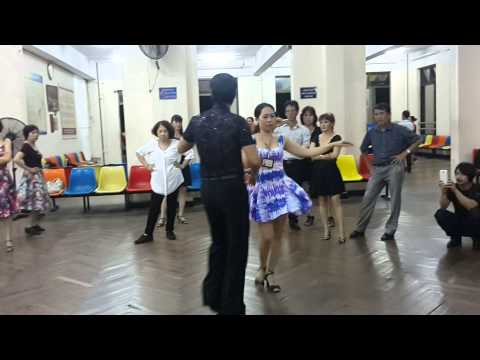 Rumba lop4 b1 thay Quy & co Linh