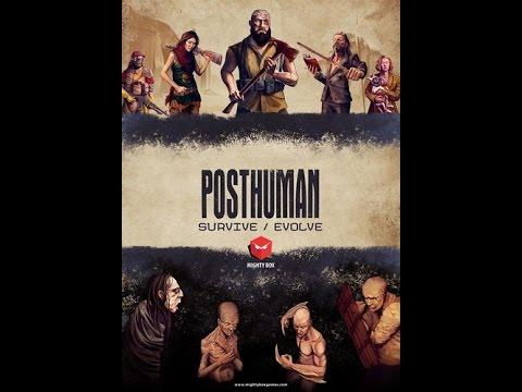 Posthuman Ep3 A dangerous land