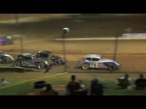 Southern Vintage Racing Association 8/20/2016 Feature at Southern Raceway