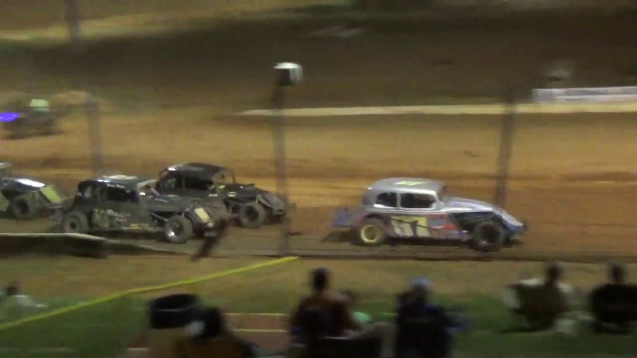 Southern Vintage Racing Association 8/20/2016 Feature at Southern ...