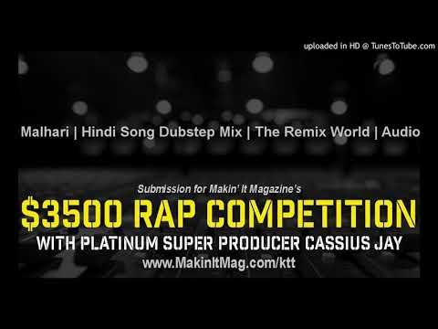 Malhari | Hindi Song Dubstep Mix | The Remix World | Audio