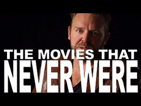 AWESOME MOVIES THAT NEVER GOT MADE  JOE CARNAHAN ON HOLLYWOOD TRENCHES PART 2