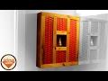 Reclaimed Wood & Plastic Medicine Cabinets