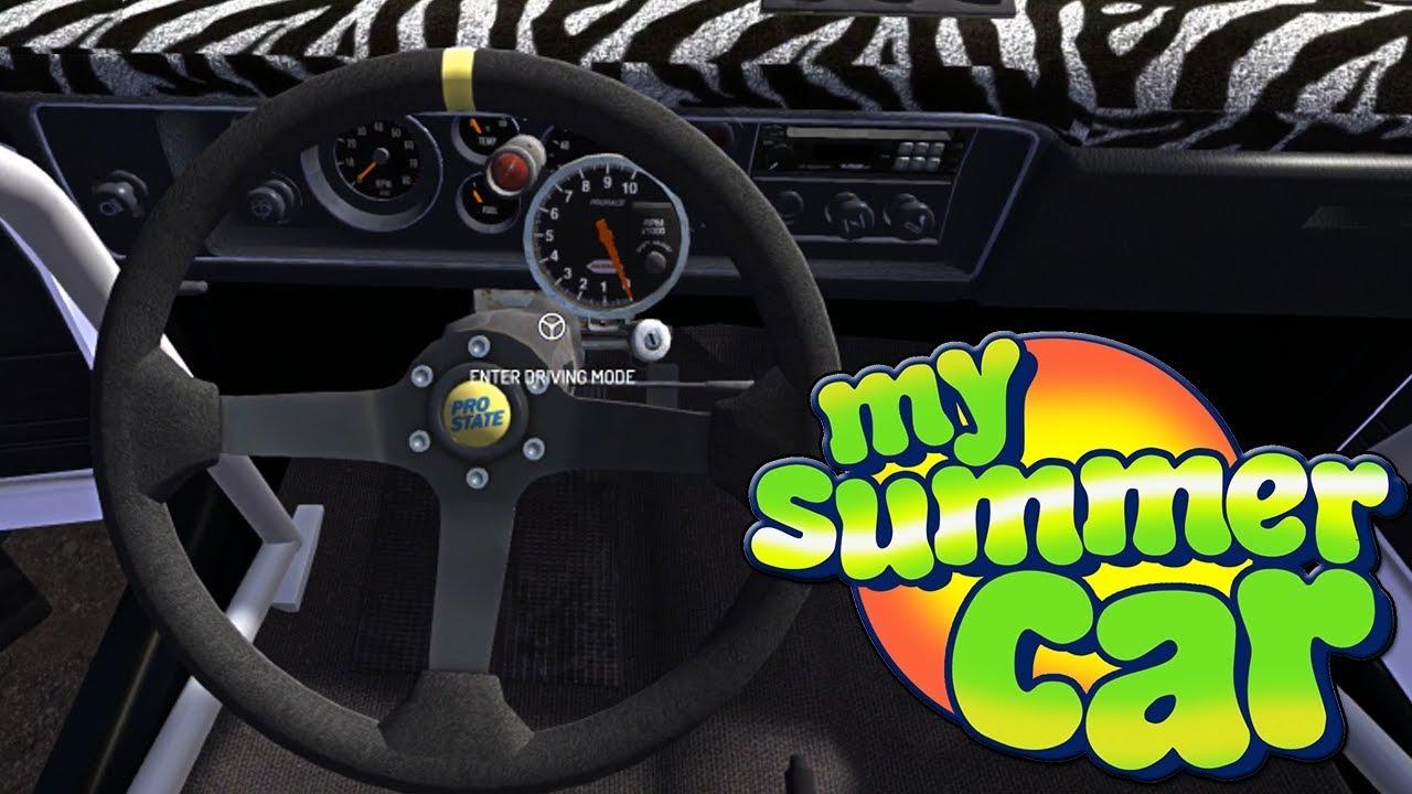 URUCHAMIAM MOJĄ SATSUME – My Summer Car #80