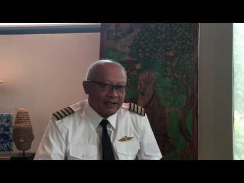 Interview with Captain Steven Khoo