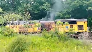 Military Train Engine That  Exploded   Live Streaming