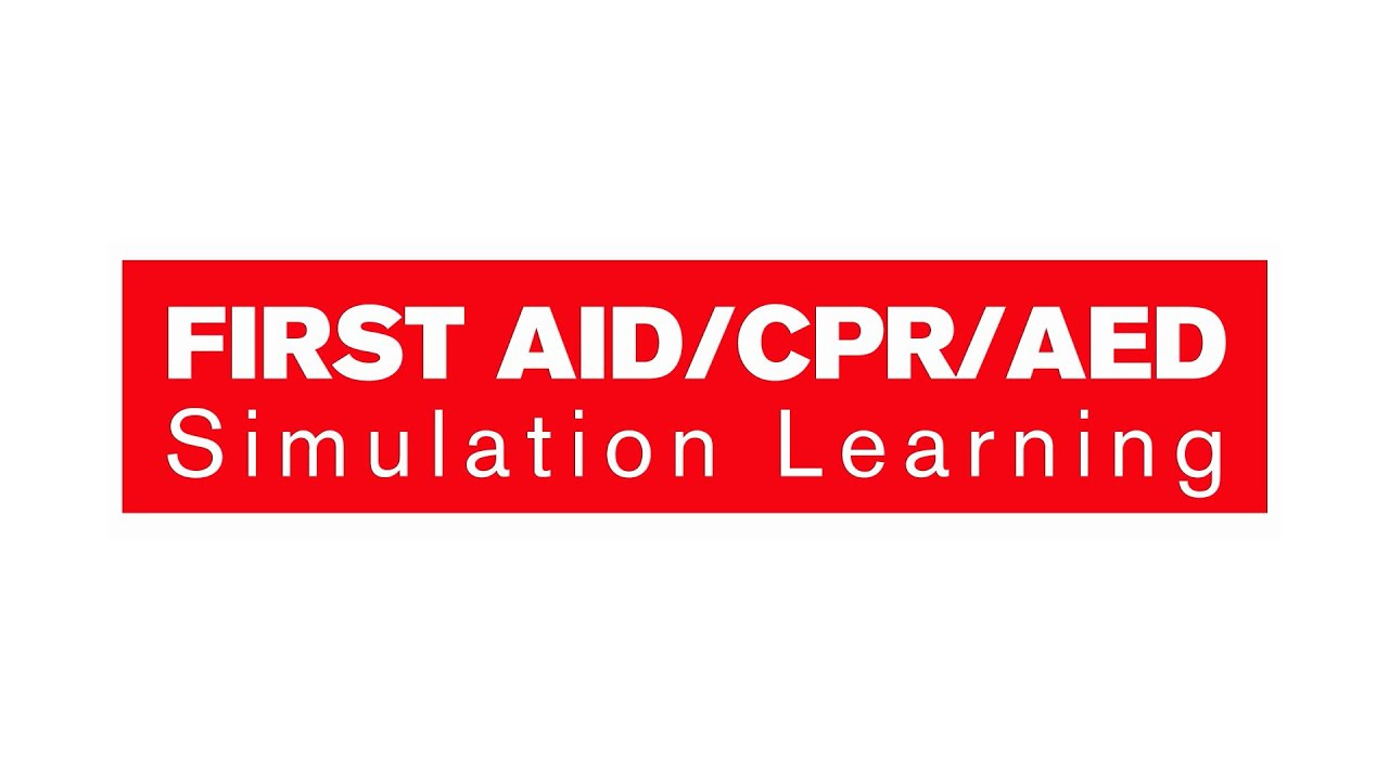 First aidcpraed simulation learning course youtube xflitez Image collections