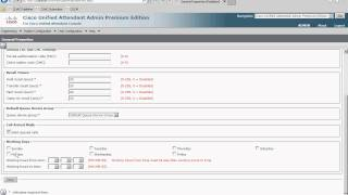 Cisco Unified Attendant Console - Configuring Your Server.avi