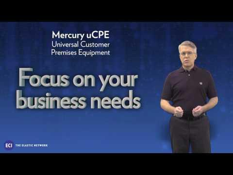 ECI Mercury uCPE