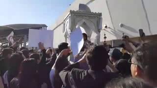 بالفيديو.. الجمهور المغربي يحمل هيفاء وهبي على الأكتاف