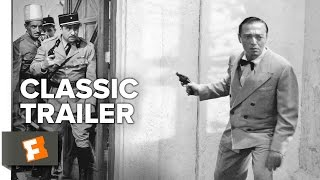 Casablanca (1942) Official 70th Anniversary Trailer - Humphrey Bogart Movie HD