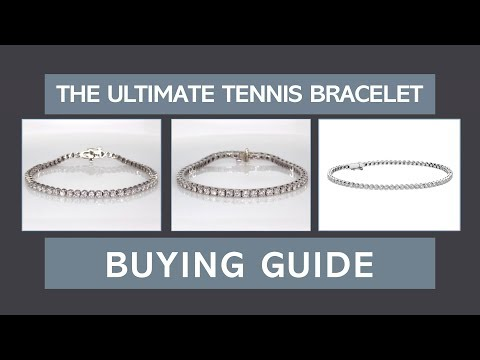 1931fa8ed9beb Our Ultimate Tennis Bracelet Buying Guide | The Diamond Pro