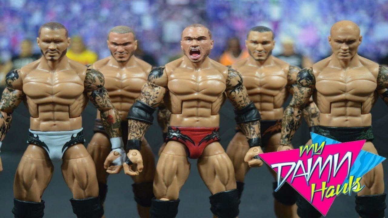 Epic Custom Randy Orton Elite Haul Youtube